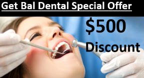 Scarborough Dentist Discount 500